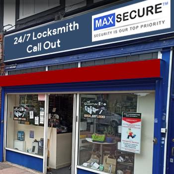 Locksmith store in Primrose Hill